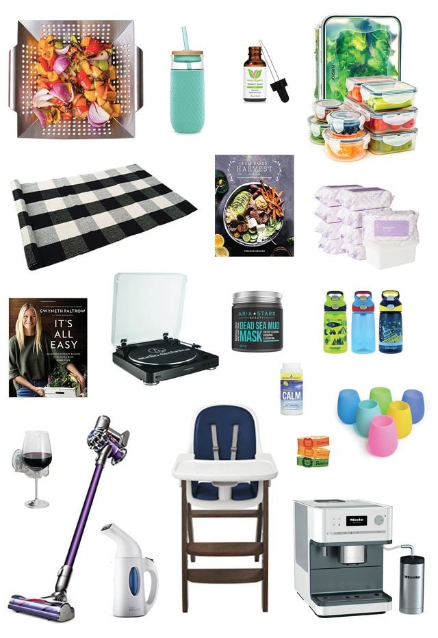 85456f064cf Grill Basket    Portable Glass Tumbler    Vitamin C Serum    BPA Free  Storage Containers    Gingham Rug    Half Baked Harvest Cookbook    Baby  Wipes    It s ...