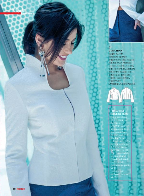 7bb3eec57a La Mia Boutique 10/2017 Review-Recensione   Sewing Princess   Bloglovin'