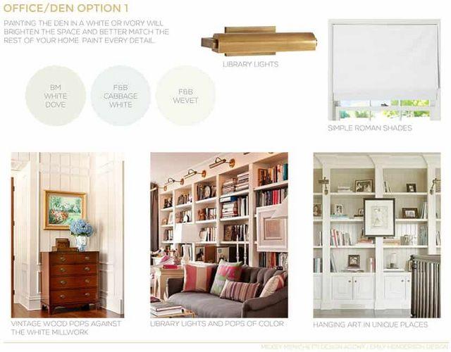 Should We Paint Wood Paneling? | Emily Henderson | Bloglovin\'